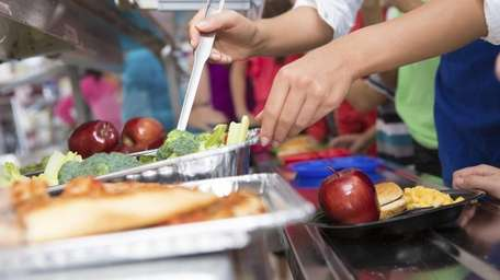 Some schools are embracing Meatless Mondays.