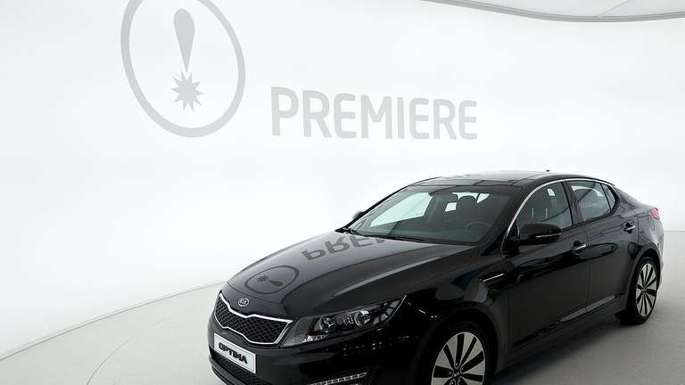 The 2010 Kia Optima