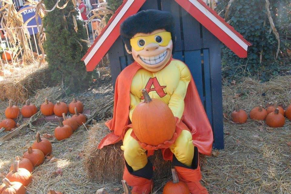 The Pumpkin Park at Adventureland (2245 Broad Hollow