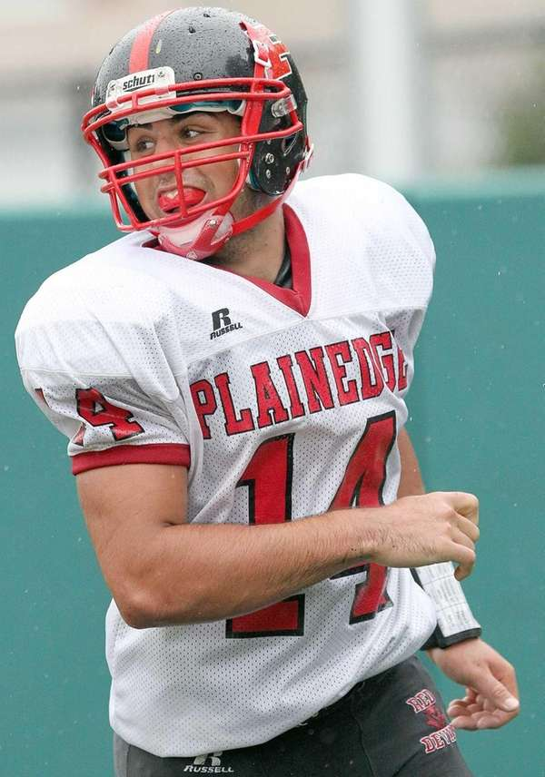 DAVIEN KUINLAN, PLAINEDGE, 333 YARDS Sept. 13, 2013