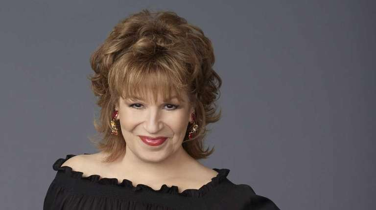 Look who's back: Joy Behar returns to 'The