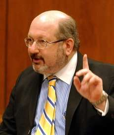 Attorney Steven Schlesinger in State Supreme Court on