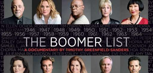 ?The Boomer List,? a documentary airing as part