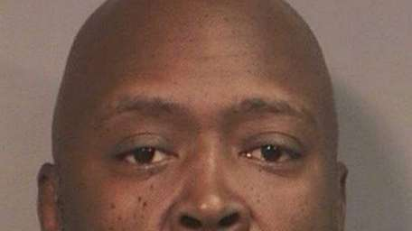 Peter Brown, 49, of East Rockaway, was charged