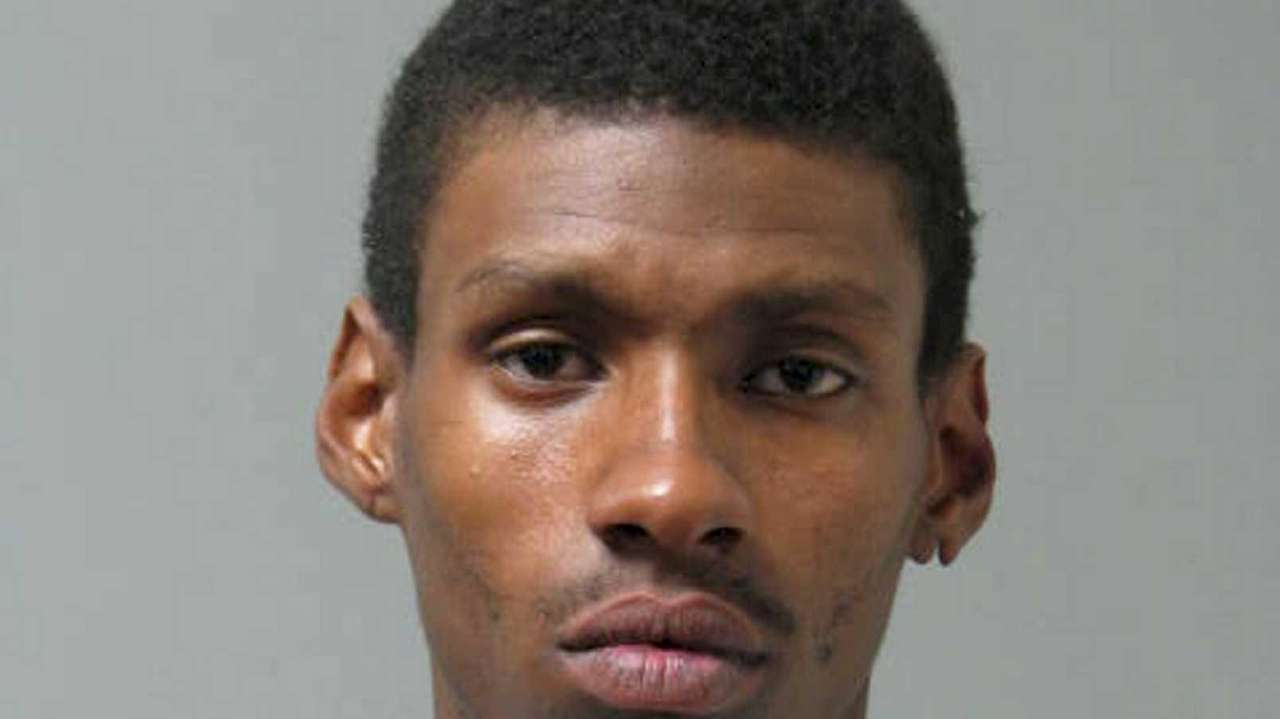 Dominick Stewart, 25, of Queens, was arrested on