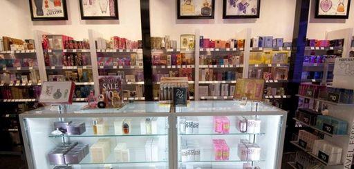 Bellport-based Perfumania, manufacturer, wholesaler and retailer of personal