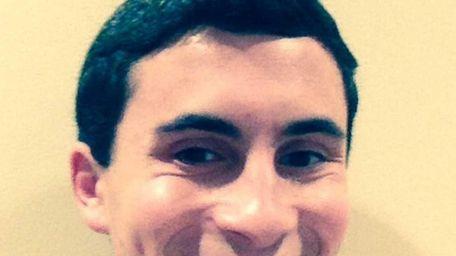 Jake Rosenblum, 16, a junior at Massapequa High