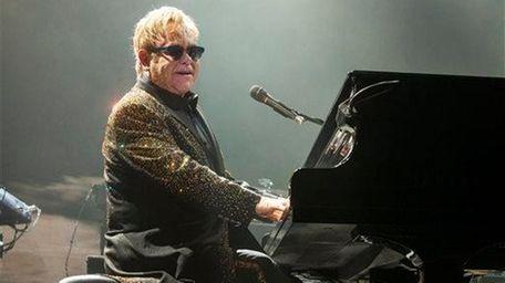 Elton John will be heading to Brooklyn to