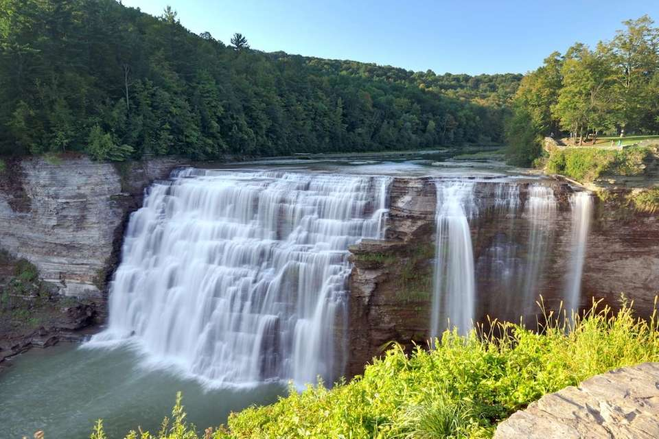 Some refer to Letchworth State Park as the