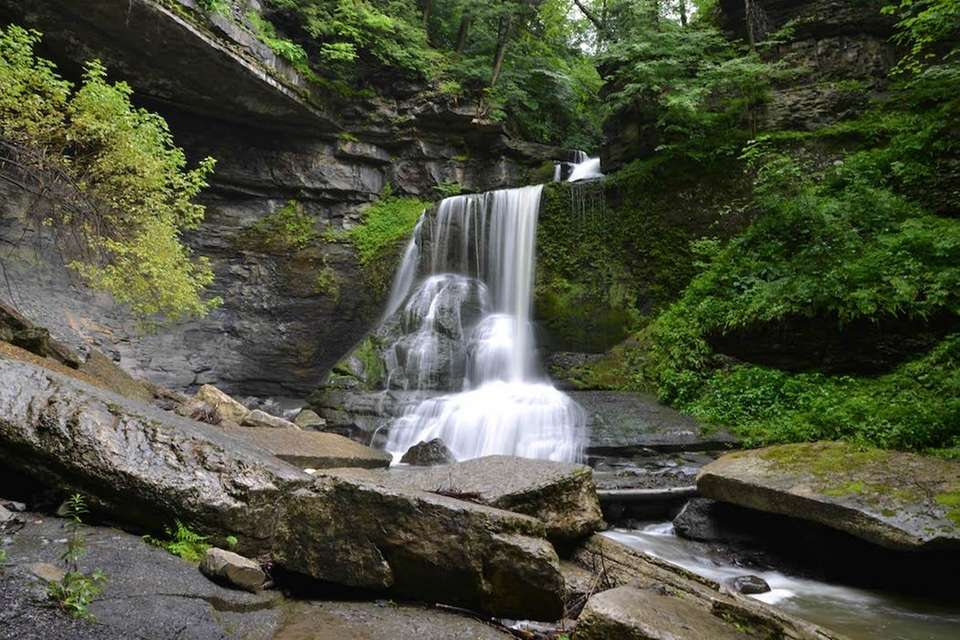 Hope you aren't sick of stunning gorges and