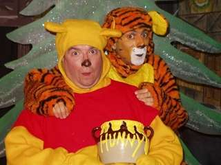 """Winnie the Pooh"" will be performed at the"