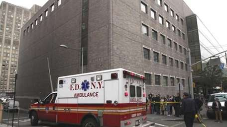 Health officials say a 5-year-old New York City
