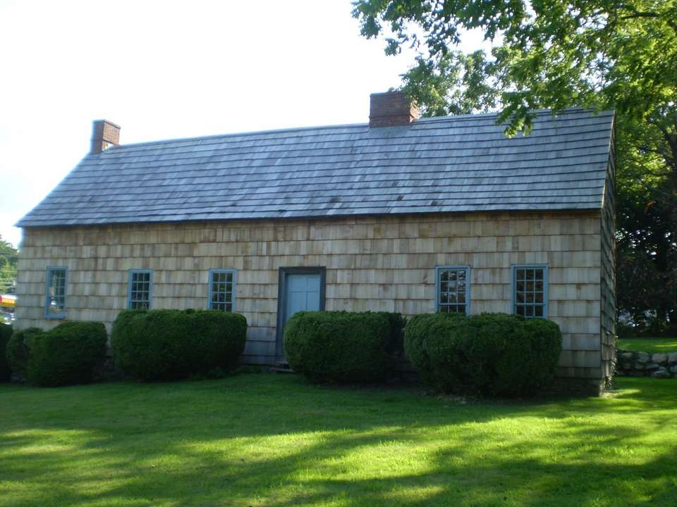 You've visited the historic Brewster House in East
