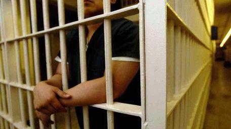 Suffolk County's jail facilities in Riverhead.