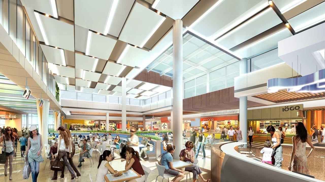 Roosevelt Field Mall Food Court Restaurants