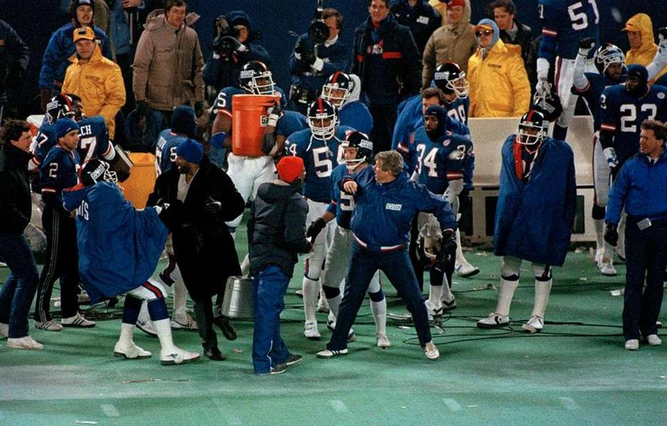 The 1986 NFC Championship game primarily is known