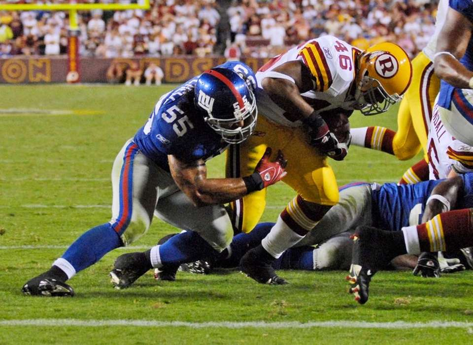 The Giants had allowed 80 combined points in