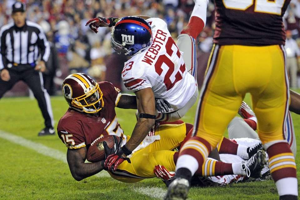 The Redskins were looking to extend their winning