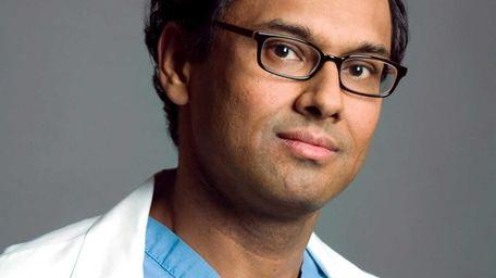 Sandeep Jauhar, M.D., author of
