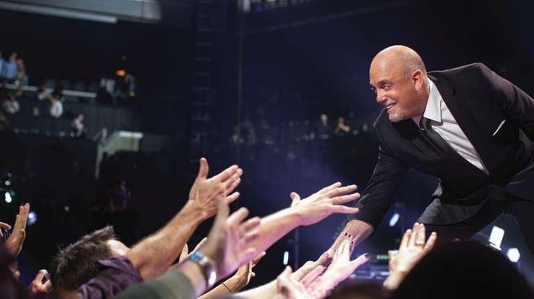 Billy Joel Beats Father Time In Msg Show Broadways Matthew