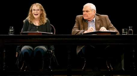 'Love Letters' on Broadway, starring Brian Dennehy and