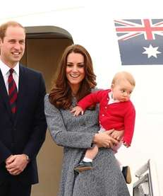 Prince William will take pregnant Kate Middleton's place