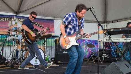 Great South Bay Music Festival, Shorefront Park Smith