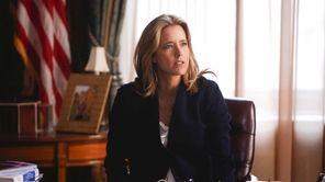 """Madam Secretary,"" a new CBS drama, stars Tea"