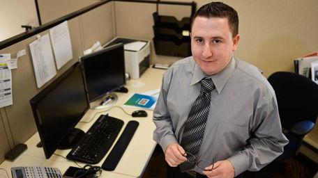 Jason Scheer, marketing manager at Alcott HR, at