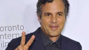 Actor and cast member Mark Ruffalo arrives for