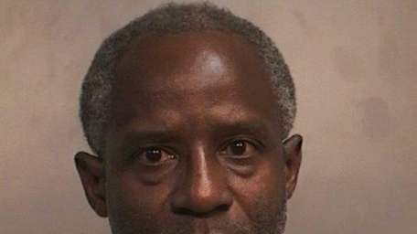 Wayne McKay, 57, of Manhattan, was arrested Thursday