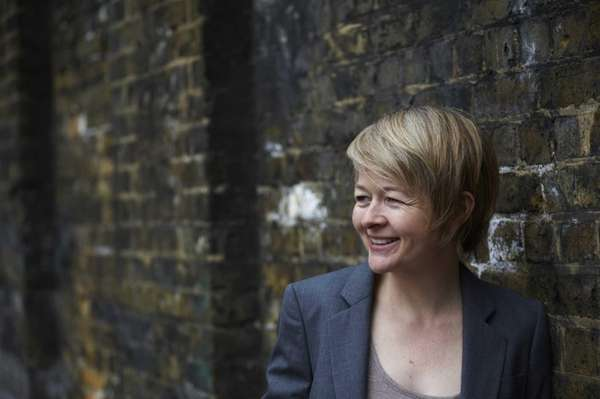 Sarah Waters, author of
