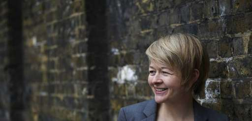 "Sarah Waters, author of ""The Paying Guests"" (Riverhead,"