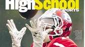 Bellport's Andrew Trent made the cover of Newsday's