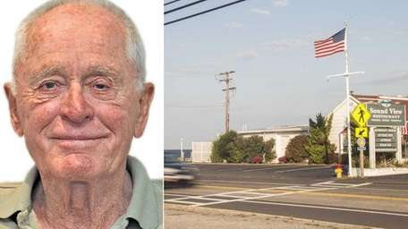 A fatal accident involving Howard Meinke, 86, of