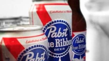 In addition to its namesake beer, Pabst Brewing