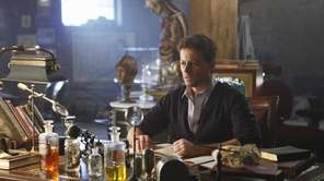 """A scene from the pilot episode of """"Forever."""""""