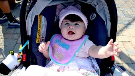 Lily Roth was born with Congenital Melanocytic Nevi.