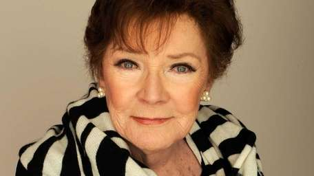 Actress Polly Bergen, in a 2012 photo. She