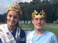 Paul D. Schreiber High School homecoming queen and