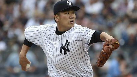 Masahiro Tanaka was limited to just 20 starts