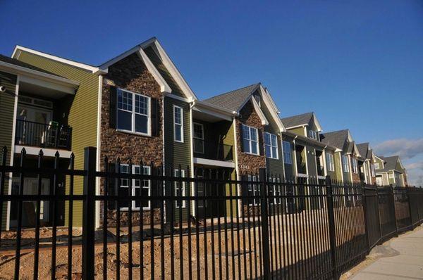 The AvalonBay development on East Fifth Street in