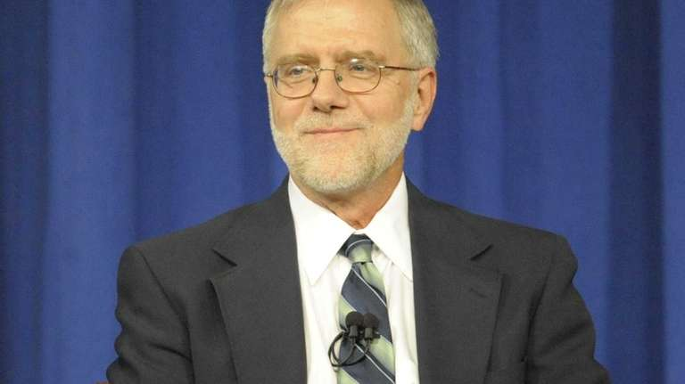 Candidate Howie Hawkins, running for New York State