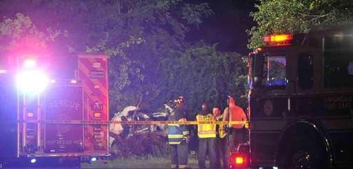 A fatal accident occurred on the Meadowbrook State