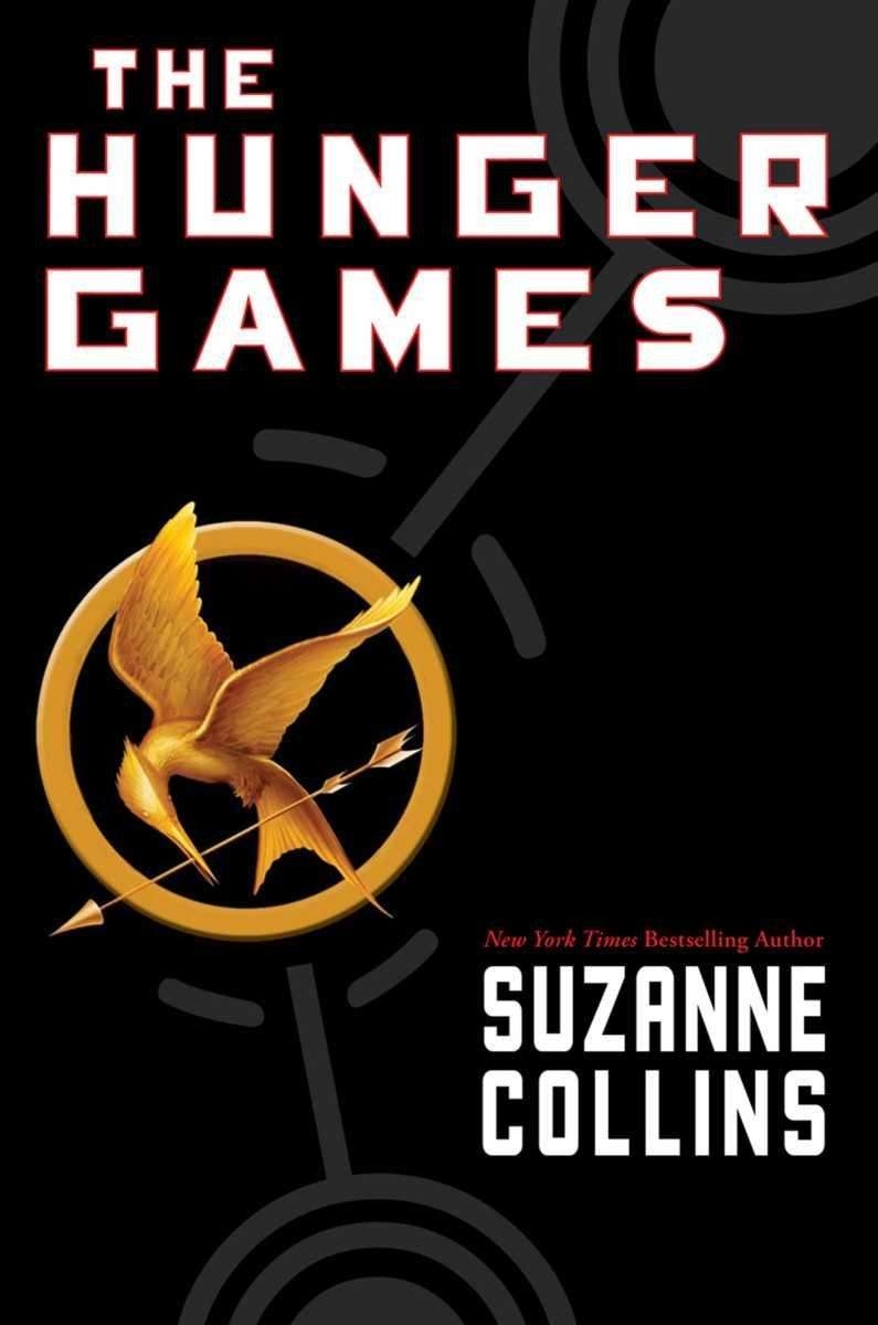 The first installment in Suzanne Collins' wildly popular