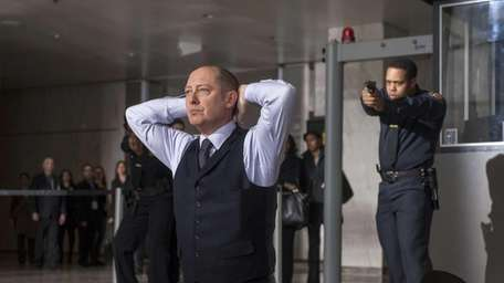 James Spader is the star of NBC's hit