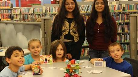 National UMIGO event at Middle Country Public Library