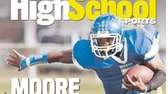 Riverhead's Ryun Moore made the cover of Newsday's