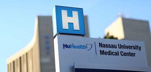 Ground-floor patients at Nassau University Medical Center were