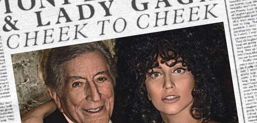 """Cheek to Cheek"" by Tony Bennett and Lady"